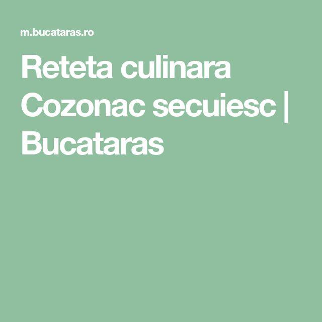 Reteta culinara Cozonac secuiesc | Bucataras