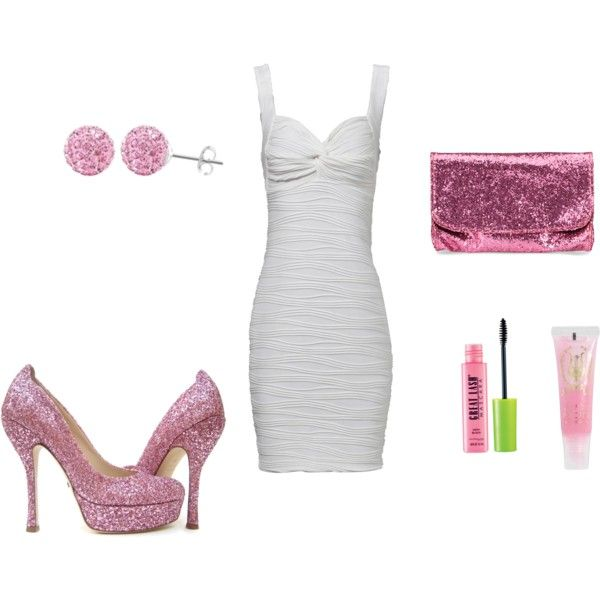 pretty in pink, created by lauren-upton