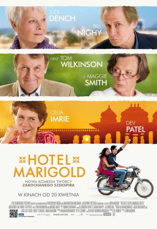 Hotel Marigold / The Best Exotic Marigold Hotel (2011)