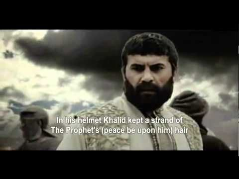 ISLAMIC VIDEOS : Emotional Video - Khalid Ibn Waleed by Mishari Rashid A...