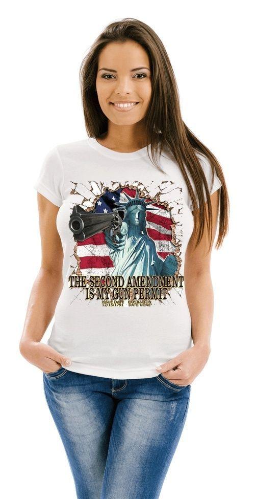 Statue of Liberty 2nd Amendment