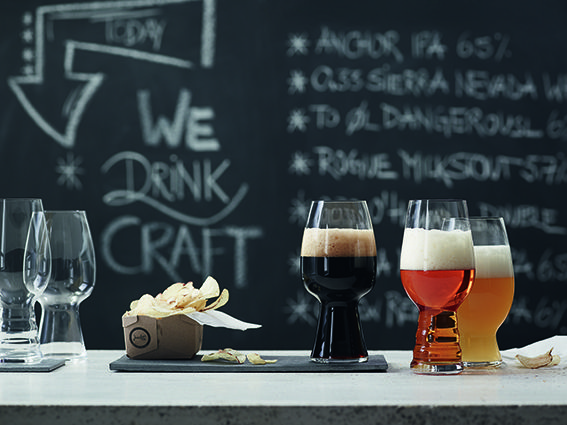 With Father's Day fast approaching, why not consider giving a Spiegelau Craft Beer glass as a present for Dad.
