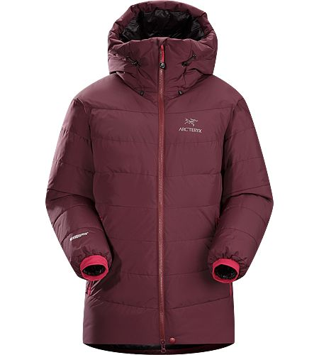 Ceres Jacket Women&39s The warmest jacket in the Arc&39teryx