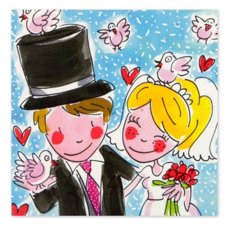 Blond Amsterdam Huwelijk
