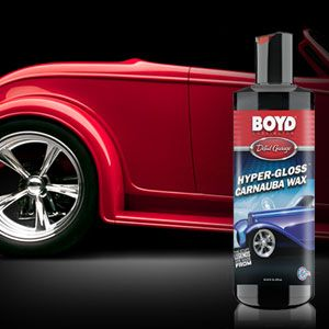 Boyd Coddington Jr. continues the legendary Coddington tradition with the best car polish and wheel cleaner. We are the Authentic Boyd…