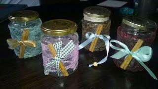 Magically transform your mason jars