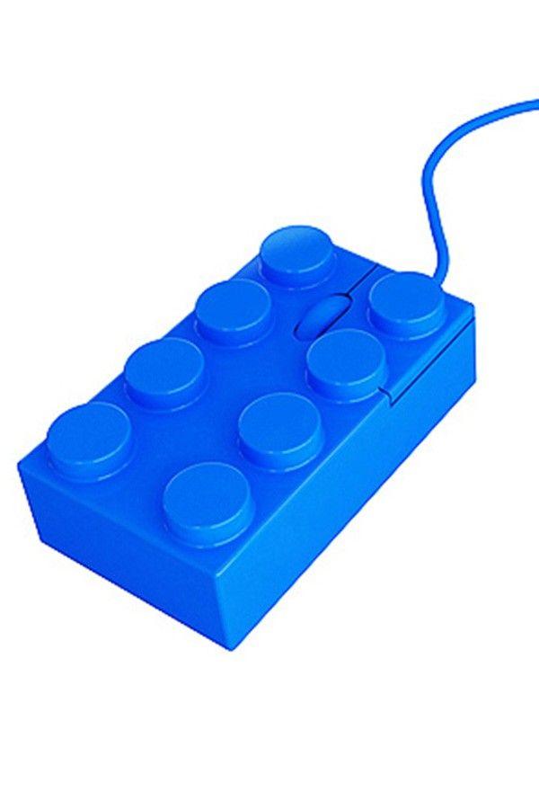 Continuum Mavi Brick Mouse: Lidyana