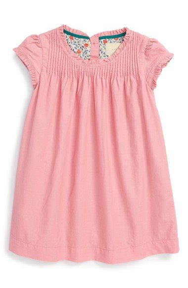 Mini Boden Corduroy Dress (Baby Girls) available at #Nordstrom