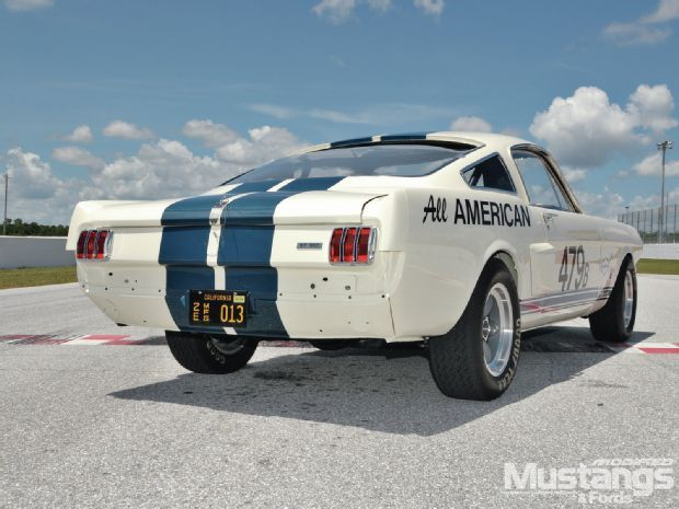 1966 Ford Mustang Shelby GT 350 - Modified Mustangs & Fords Magazine Photo & Image Gallery