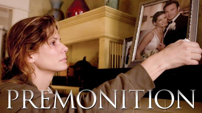"Check out ""Premonition"" on Netflix"