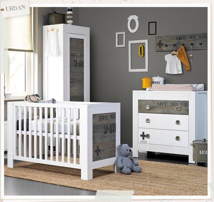 Meer dan 1000 afbeeldingen over baby kamer op pinterest kleurrijke dieren olifanten - Gordijn voor baby kamer ...