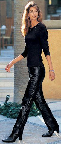 Cool Shirty Butt Shine  Lanerosa Leather Wardrobe  Flickr