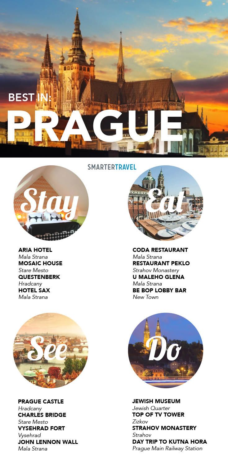 See our recommendations for the best places to stay, eat, and drink in #Prague!