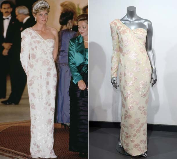 Two of Princess Diana's dresses to be displayed at Kensington Palace - Photo 5 | Celebrity news in hellomagazine.com