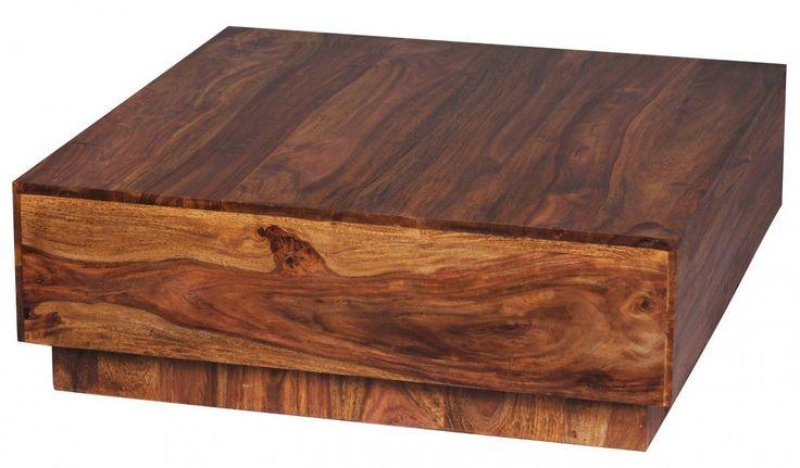 WOHNLING Sheesham Couchtisch Massiv 90 x 90 x 30 cm Massivholz Jetzt bestellen unter: https://moebel.ladendirekt.de/wohnzimmer/tische/couchtische/?uid=4a5bd105-8160-5ff8-9131-500449620f41&utm_source=pinterest&utm_medium=pin&utm_campaign=boards #möbel #einrichtung #beistelltische #couch #wohnzimmer #couchtische #tische