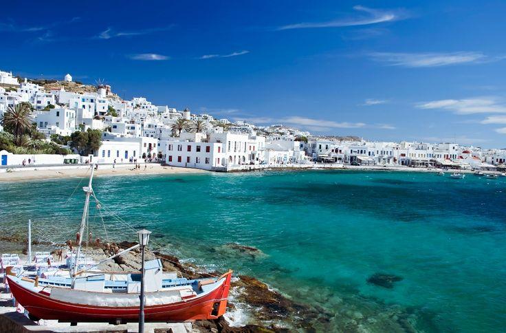 #Mykonos #Island, a #paradise on earth  #mykonos2014 #mykonossummer #mykonosholidays  www.kivotosclubhotel.com/