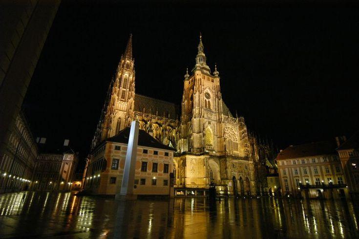 1.   THE SAINT VITUS CATHEDRAL also THE METROPOLITAN CATHEDRAL OF ST VITUS, ST WENCESLAS AND ST ADALBERT (Prague, the Czech Republic) --- 1344-1929 --- Gothic style --- Matthias of Arras (c.1290–1352) and Petr Parléř (c. 1330-1399)