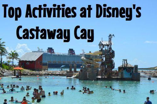Top Activities at Disney's Castaway Cay - Disney Insider Tips