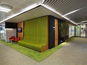 Pepsico Türkiye Ofisi, kentin hareketli noktalarından 4. Levent Tekfen Tower'ın 2 farklı katında konumlanan, toplam 3250 metrekarede gerçekleştirilmiş bir ofis tasarımı.