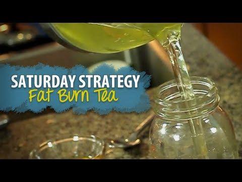 Saturday Strategy - Fat Burn Tea