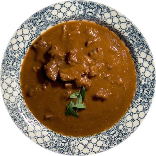 Суп из бычьего хвоста (Ochsenschwanzsuppe) | Видео рецепты — Talerka.tv