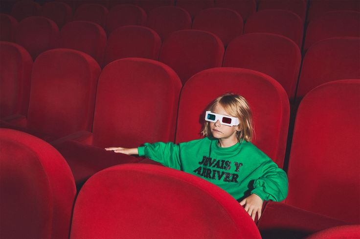 Kids | Zara. CINEMA SEASON