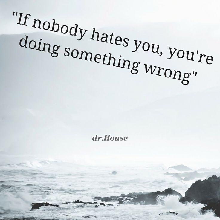 If nobody...