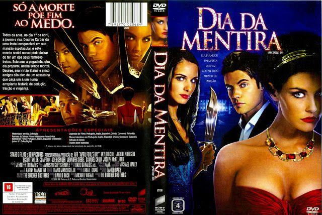 CAPA-DVD-FILME-Dia da Mentira-2008 em 2020 | Capas dvd, Dvd, Filmes