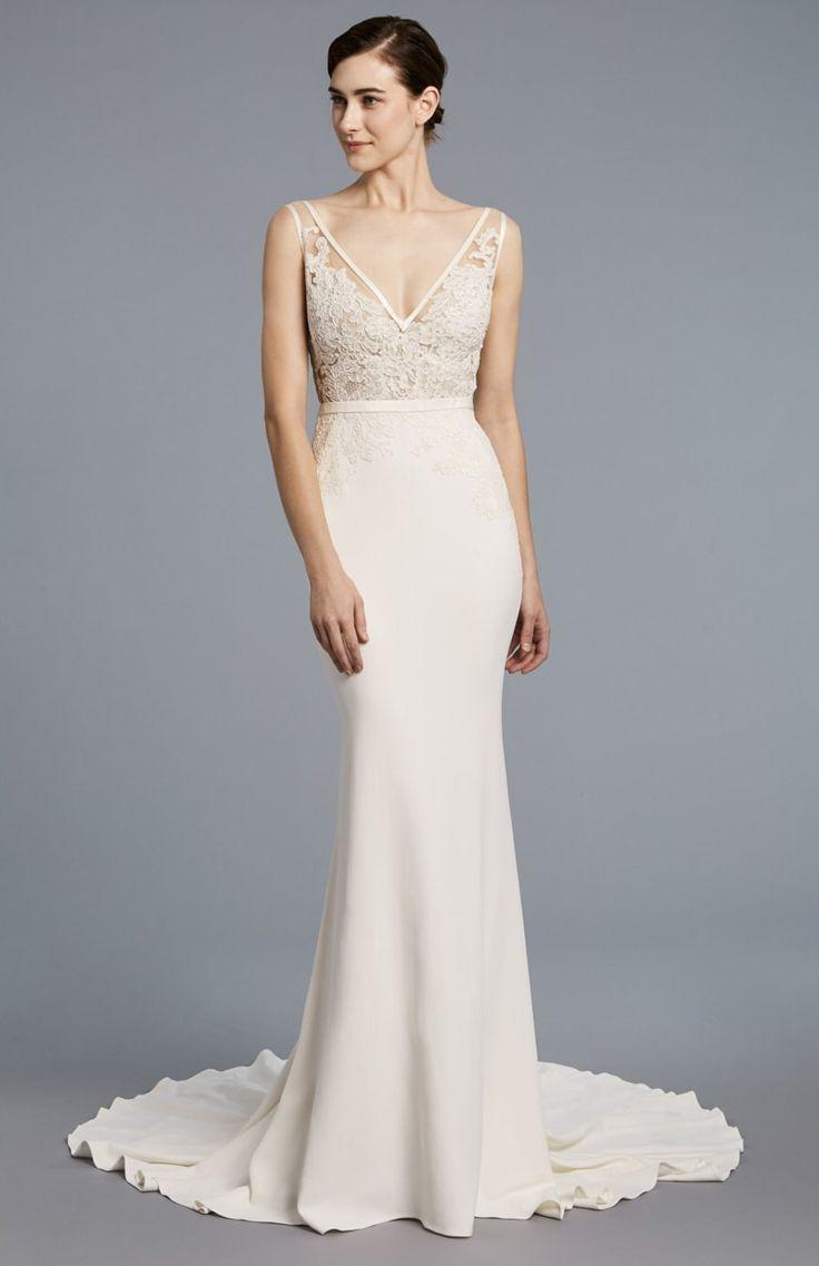 737 best wedding dresses images on pinterest anne barge spring 2018 collection bridal fashionfashion wedding dresswedding ombrellifo Gallery