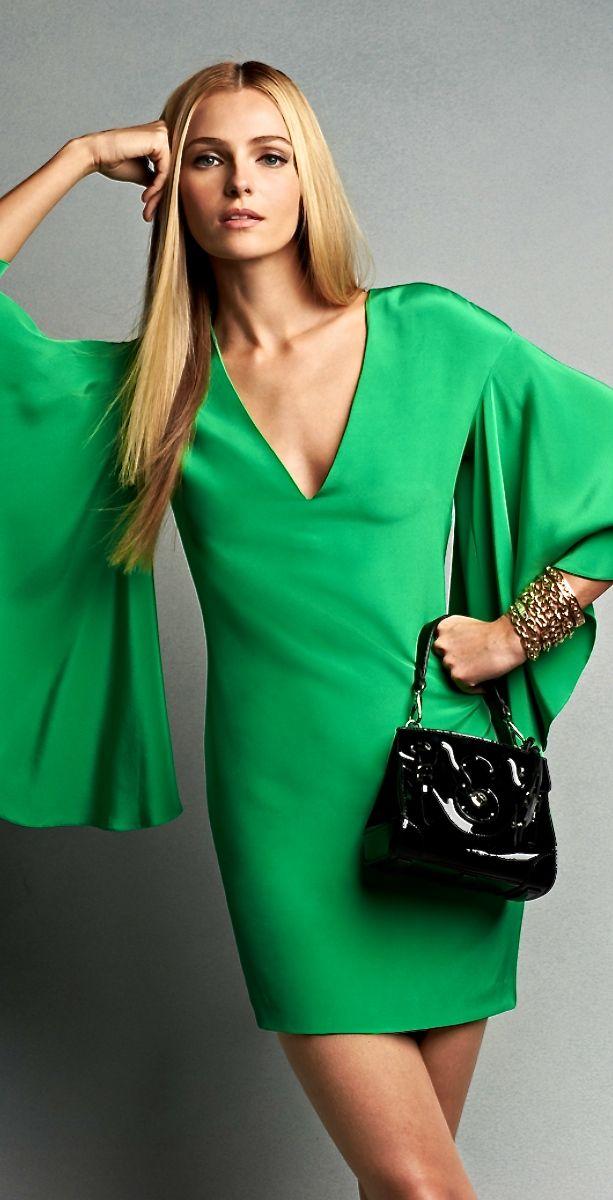 Ralph Lauren Emerald Green..