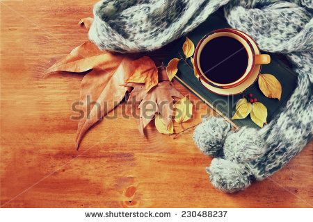 Stock Images similar to ID 231136861 - top view of cup of black coffee ...