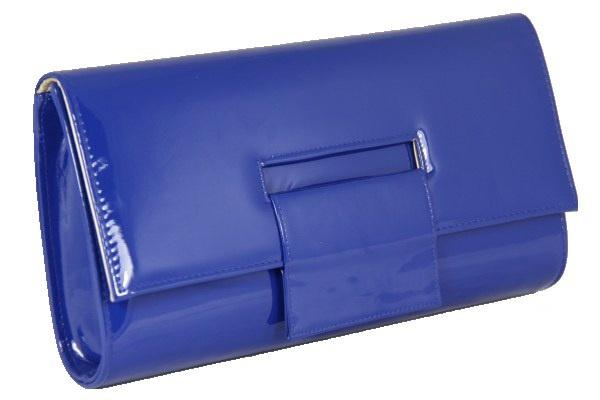 Stunning cobalt blue