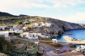 Antikythera is a small island located South East of the Ionian Island of Kythira