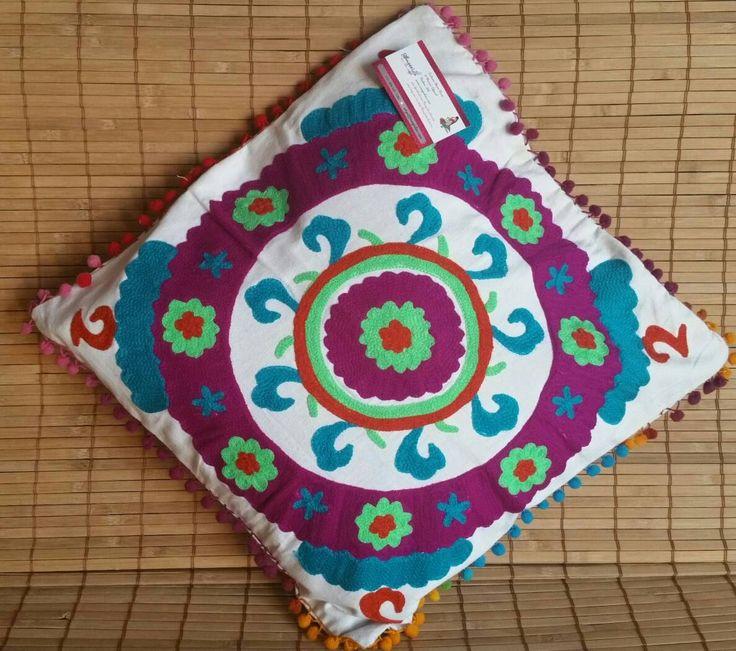Indian Cushion Covers/Boho Cushions Cover/Ethnic Pillow/Decorative Pillow/Ethnic Cushion/Suzani cushion cover