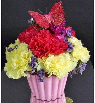 Cupcake - Strawberry Banana | Flowers from Local Florists | Pinterest