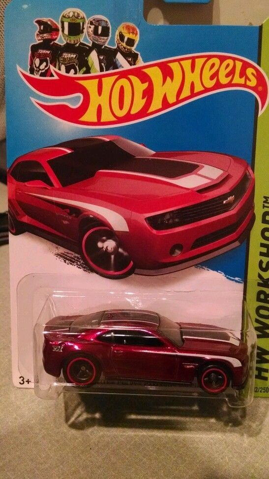 Hot Wheels 2014 '13 CHEVY CAMARO SPECIAL EDITION SUPER ...