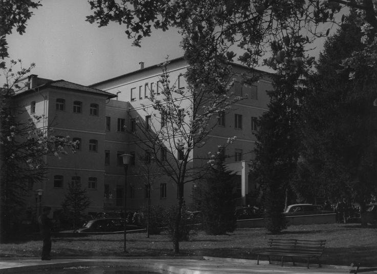 Centro di Budrio - 1961