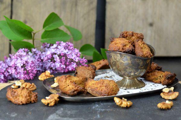 Recept voor vet gezonde walnootkoekjes