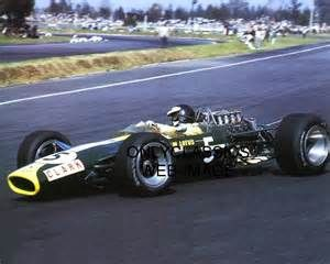 Details over 1967 MEXICO GRAND PRIX FORMULA ONE JIM CLARK LOTUS AUTO ...