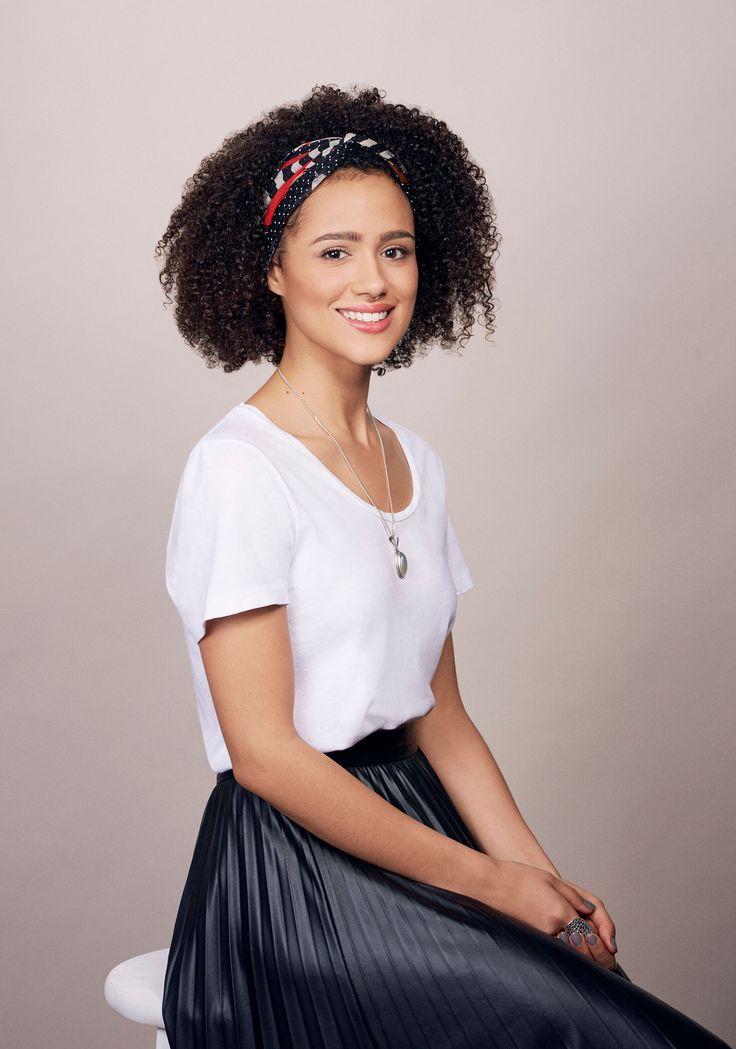 Nathalie Emmanuel - her skin care secrets at http://skincaretips.pro