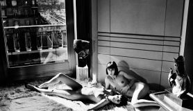 Helmut Newton exhibition in Museum of Fine Arts in Budapest