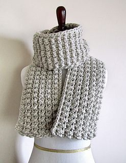 17 Best ideas about Chunky Crochet Scarf on Pinterest ...