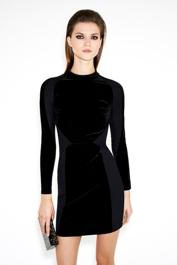 Kasia Struss is Party Ready for Zara's Twelve Holiday 2012 Lookbook