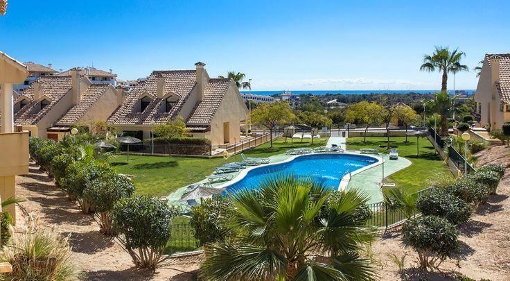 RicaMar Homes Real Estate Costa Blanca | Townhouse in Campoamor Golf