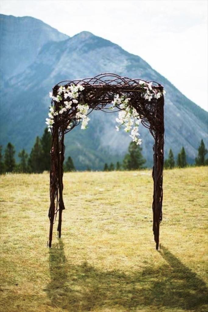 Homemade Outdoor Wedding Decorations Ideas