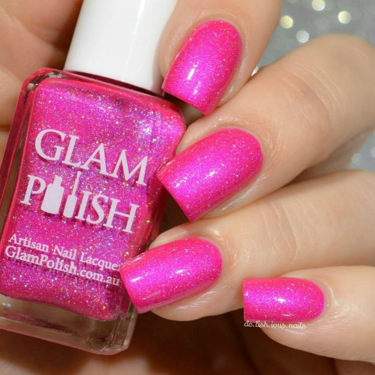 Glam Polish Everyone Has A Secret Identity: Truly Outrageous Collection, March 2016.
