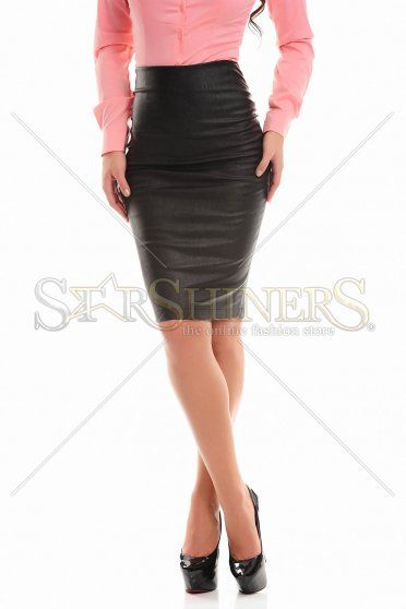 PrettyGirl Desire Black Skirt