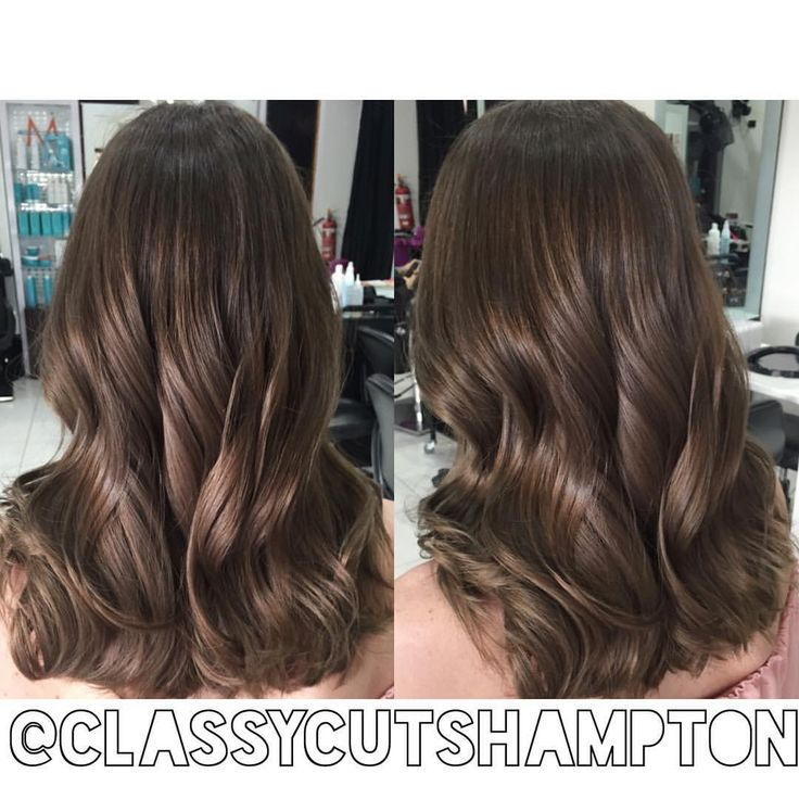 Amazingly shiny hazelnut medium brown for our lovely client Kiera! Perfect balance of warmth and cool tones  love our brunettes ❤️❤️ ️styled using @cloudnineoz waving wand❤️#classycuts #hair #olaplex #guytang #vegas_nay #hairtransformation #melbournehairdresser #melbournehairsalon #classycutshairsalon #classycutshampton #classycuts #colorcorrection #behindthechair #beautifulhair #cloudninehair #olaplex #olaplexau #hairdresser #haircolorist #hairmakover #ashbrown #ashbrownhair #brownhai...