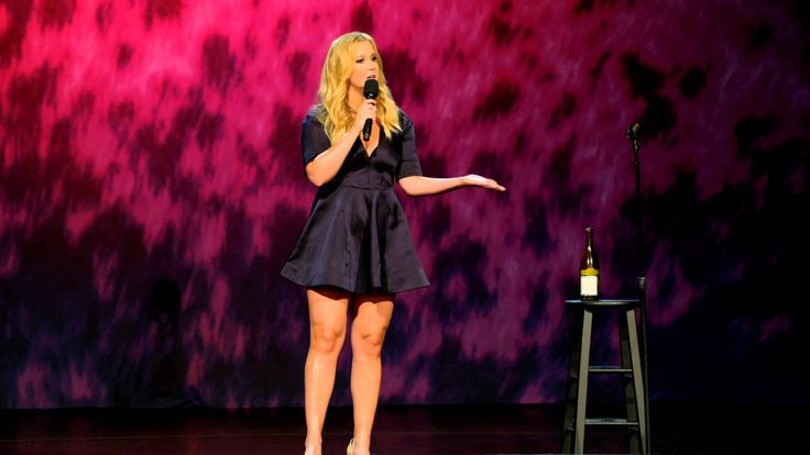 Amy Schumer: Live at the Apollo  My mother is a C*NT TOO!
