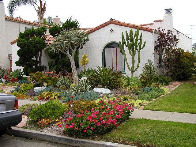 Backyard Landscaping Ideas San Diego san diego landscape Beautiful Landscaping Ideas San Diego With San Diego Yard Featuring Xeriscaping Succulent Gardening Pinterest Xeriscaping Front Yard Landscaping And